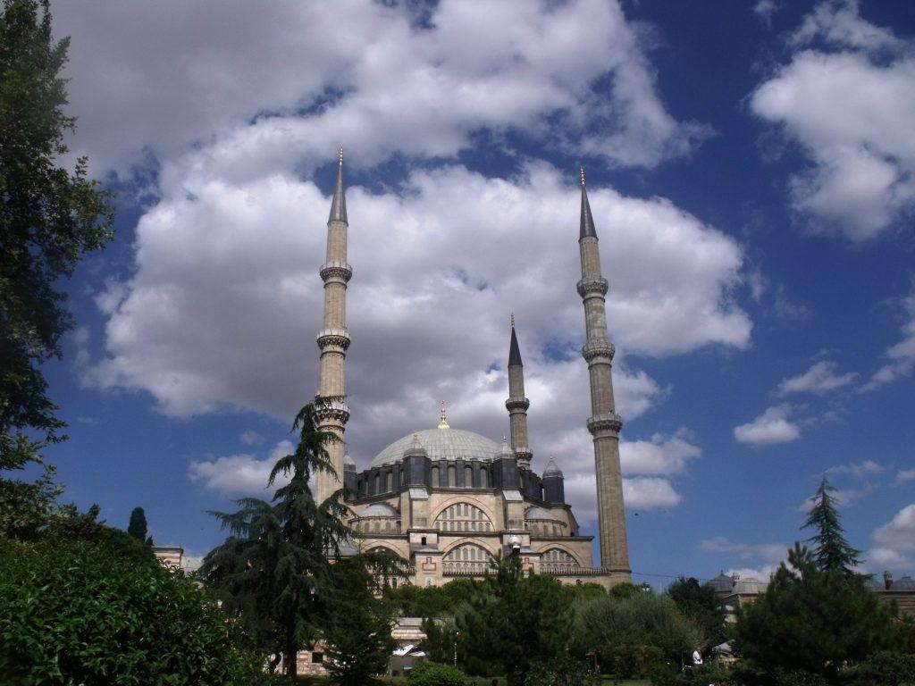 Edirne'deyim