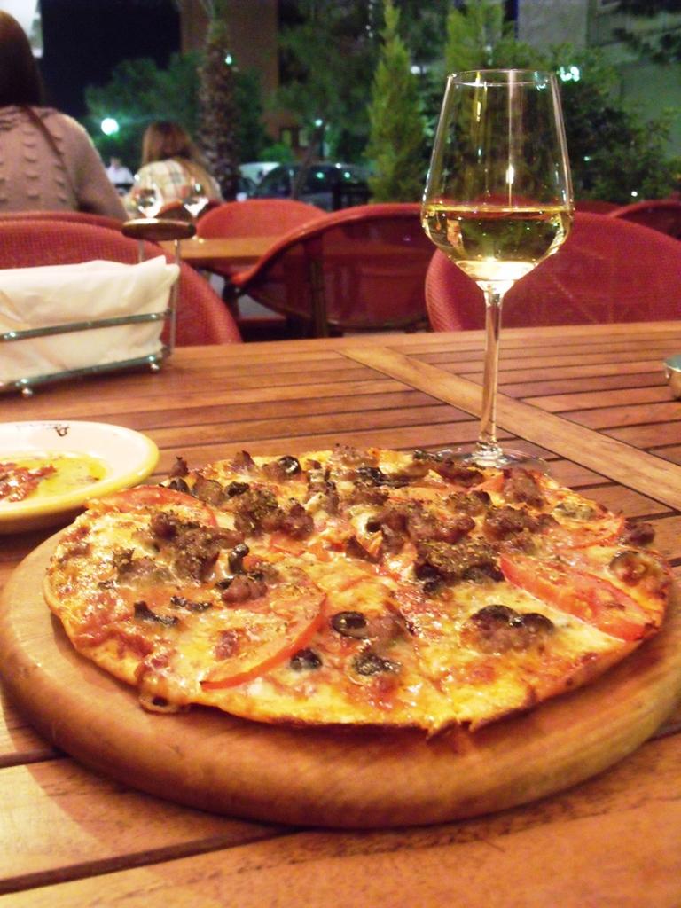 İzmir'in Venedik Pizzası