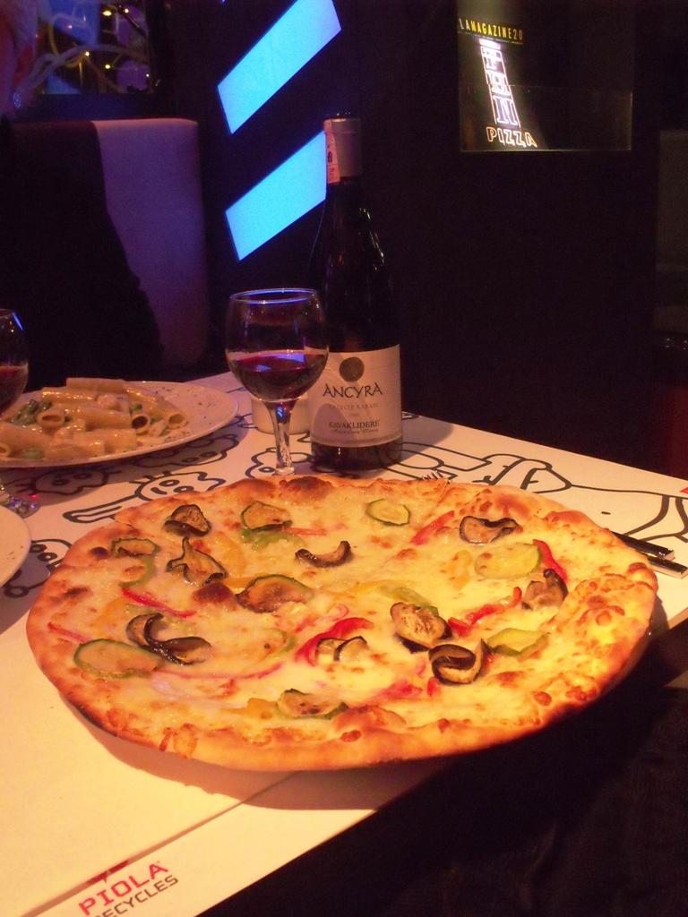 Ünlü İtalyan restoran zinciri Piola İstanbul'da!
