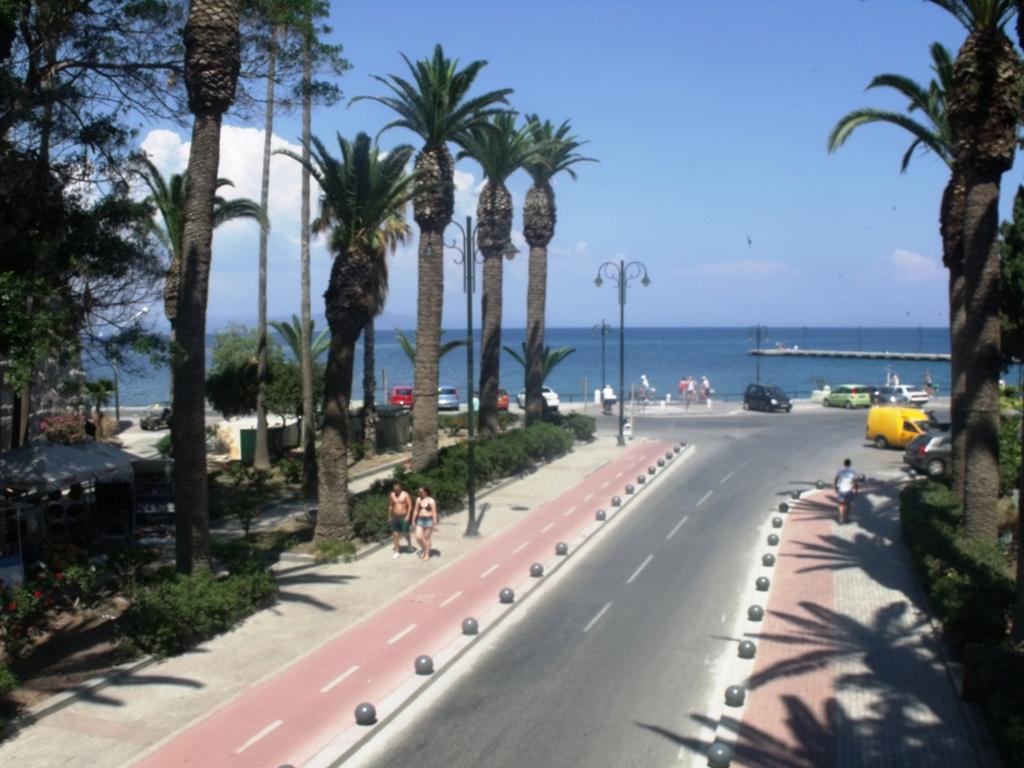 Yine bir Yunan adası, bu sefer Kos…