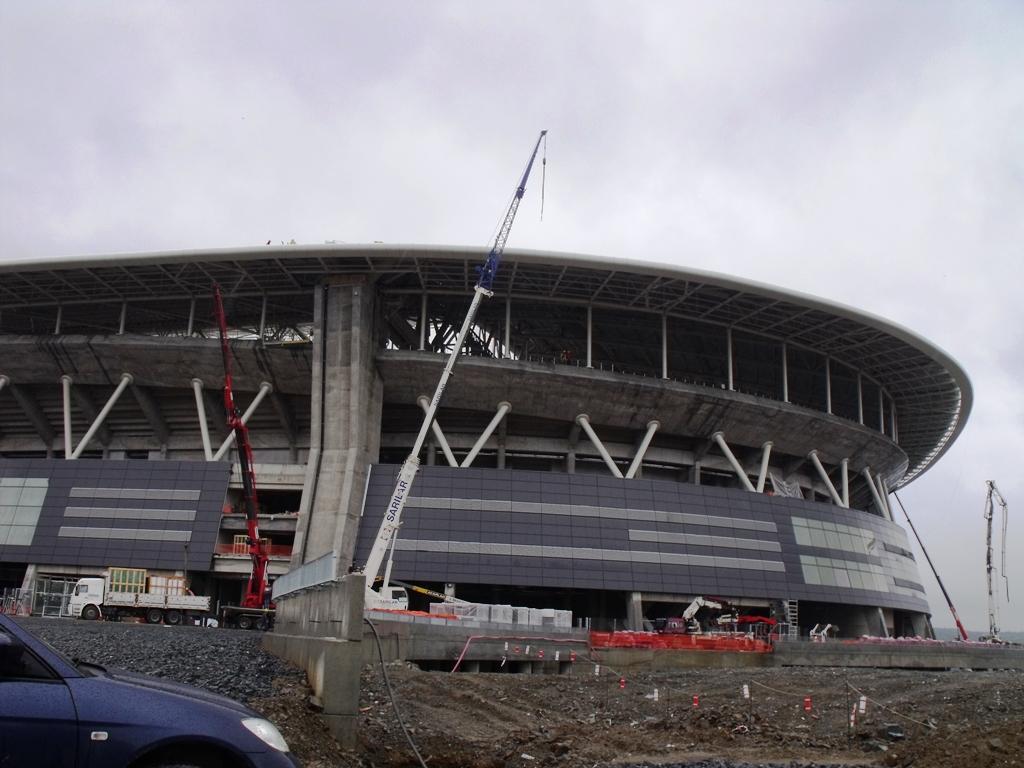 Türk Telekom Arena'da buluşmaya çok az kaldı