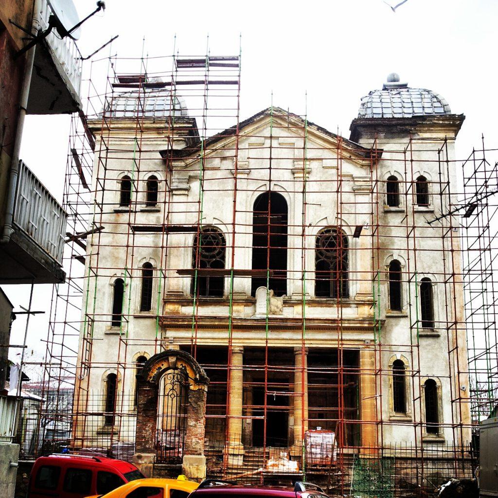 Edirne Büyük Havra | Kal Kadoş Ha Gadol