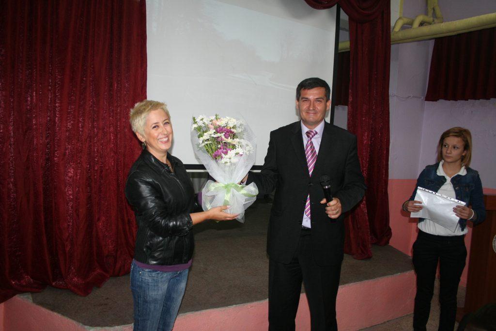 Edirne Otelcilik ve Turizm Lisesi öğrencileri ile buluştuk