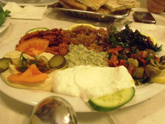 Yemeği ile tarihi ile güzel şehir Antakya