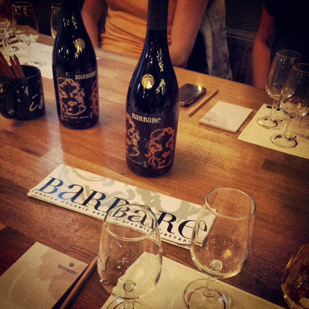 Organik şarap? | Barbare Wines