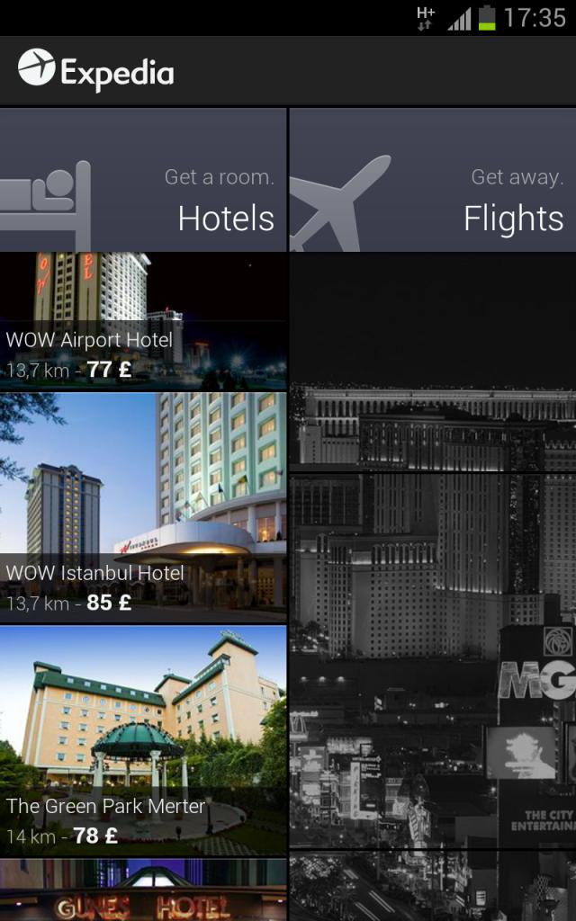En Sevdiğim Seyahat Aplikasyonları