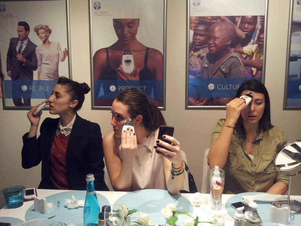 Işıltı Dünyası Blogger Daveti