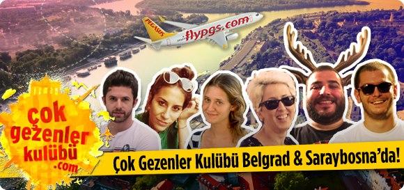 Çok Gezenler Kulübü Balkanlarda!