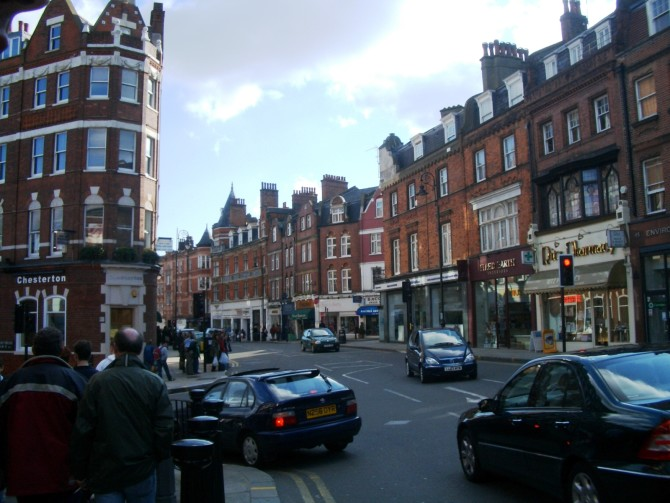 Londra Hayalleri, İngiltere Vizesi
