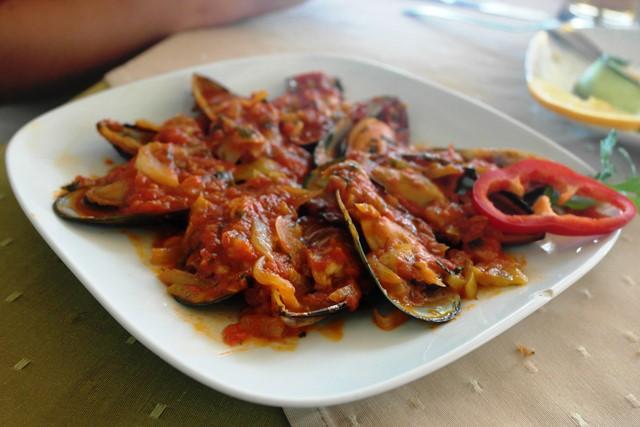 Pontos, Bulgaristan'da bir Yunan restoranı