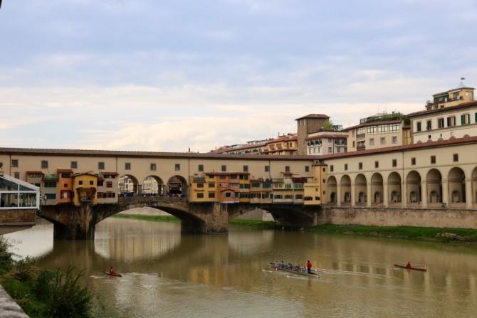 Bir açık hava müzesi olarak Floransa…