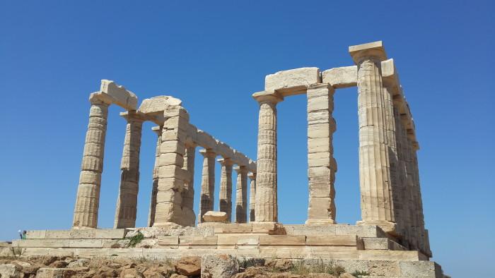 Poseidon Tapınağı, Lavrion, Atina