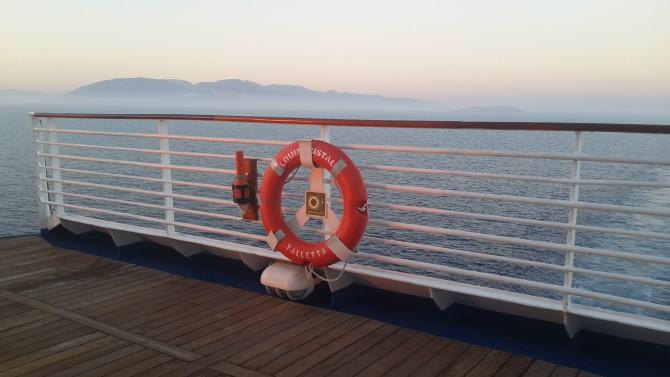 """Louis Cristal ile harika bir """"Cruise"""" deneyimi!"""