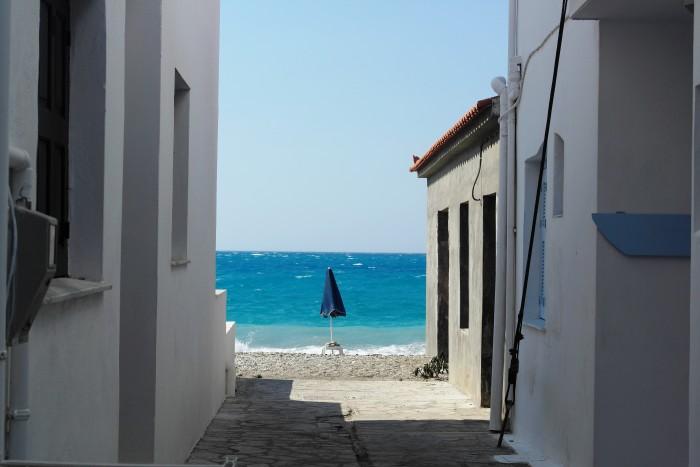 Önce Samos…