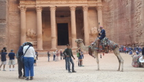 Petra'nın büyüsü