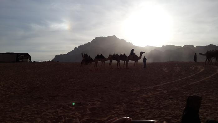 Ürdün'de bir cennet, Wadi Rum
