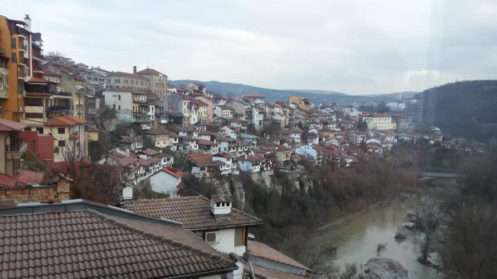 Veliko Tarnovo, Bulgaristan
