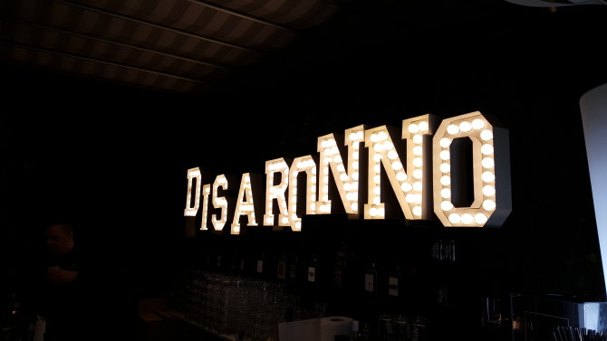 Disaronno ile Milano!