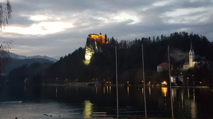 Bled Gölü | Slovenya