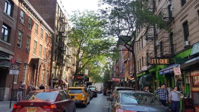 New York mahalleleri – 1