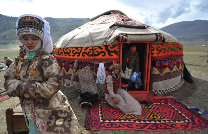 Kırgızistan'ı keşfediyoruz!