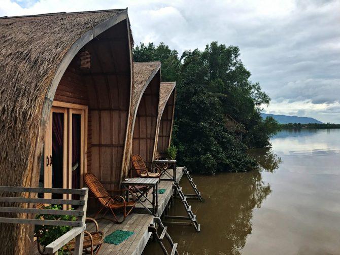 Kamboçya, Kampot & Kep