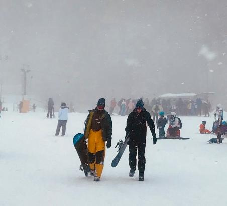Bulgaristan'ın kayak merkezi Bansko