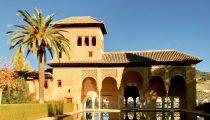 Endülüs gezisi, Granada…